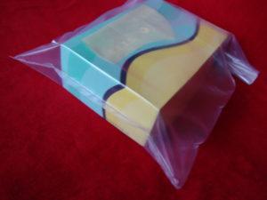 Pakowanie w worek bez zakładek